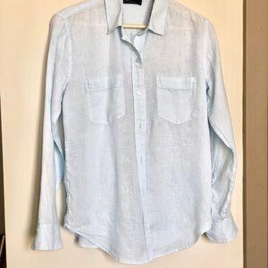 Gap Oversized Linen Shirt